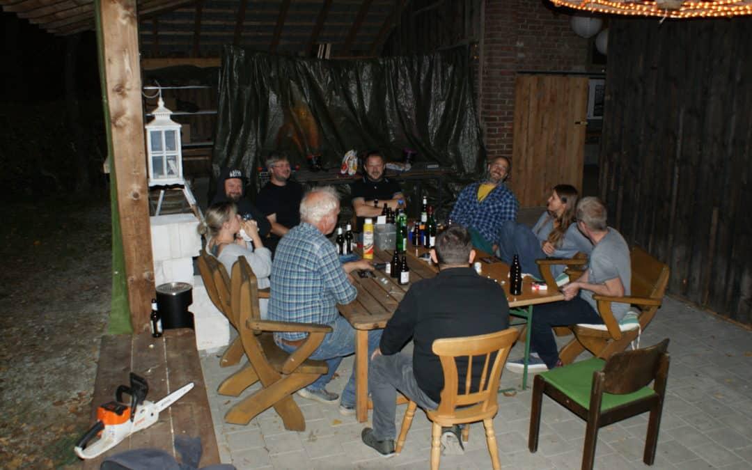 Treffen im Kulturschutzgebiet erfolgreich abgeschlossen!