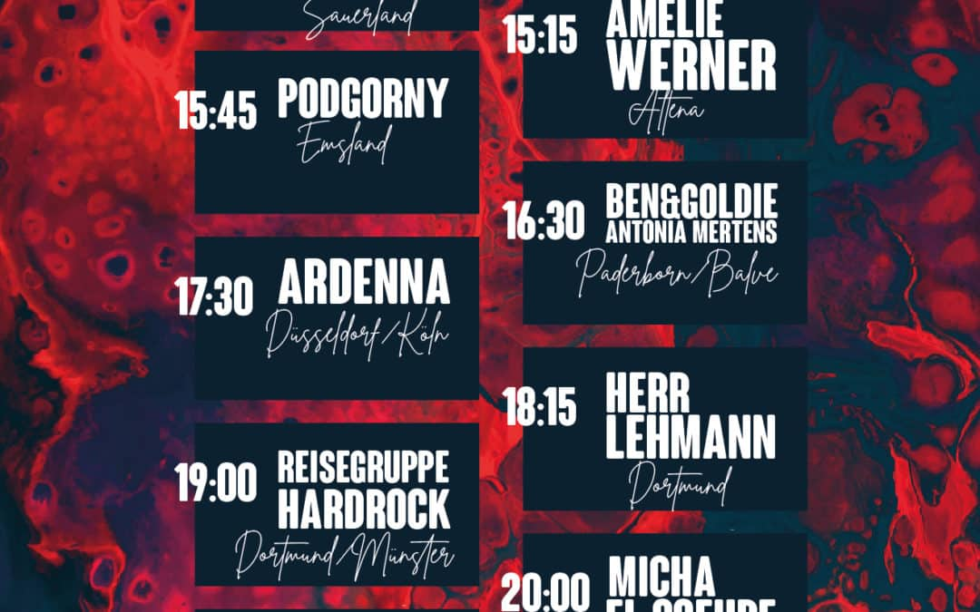TIMETABLE ONLINE!