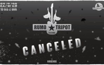 Es hat nicht sollen sein! Rumo Tripot 2020 abgesagt!